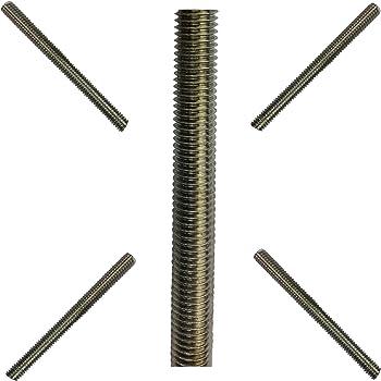 DIN 976 Regelgewinde 1000mm M16 aus Edelstahl A2 Rosftrei DIN 975 PROTECH 2 St/ück Gewindestangen 1 Meter