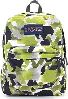 Jansport Superbreak Backpack (Multi water Color Angles)