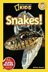 National Geographic Readers: Snakes Kindle Edition
