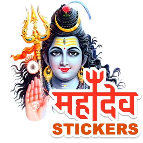 Lord Shiva Stickers for WhatsApp