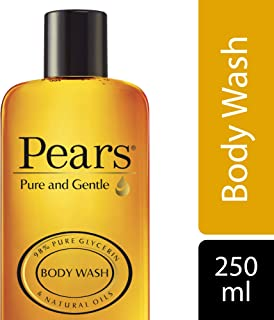 Pears Pure and Gentle Body Wash, 250 ml