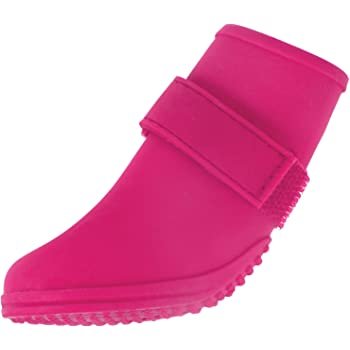 Jelly Wellies Preimum Rain or Shine Waterproof Dog Boot with Extra Firm Gripping Soles