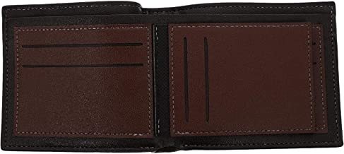KESYOO PU Leather Short Wallet Men Simple Wallet Classical Foldable Male PU Purse