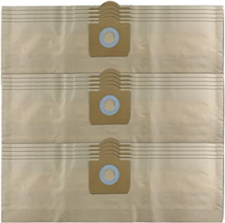 Spares2go Strong Dust Bags For Argos Proaction VM1220P Vacuum Cleaner (Pack Of 15)
