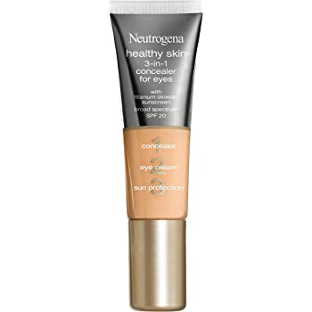 Amazon Com Neutrogena Hydro Boost Hydrating Concealer Stick For Dry Skin Oil Free Lightweight Non Greasy And Non Comedogenic Cover Up Makeup With Hyaluronic Acid 20 Light 0 12 Oz Beauty