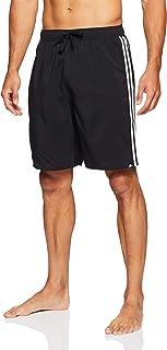 adidas Men's 3-Stripes Classic Length Swimshort