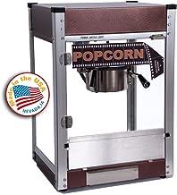 Paragon Cineplex Yellow Pop 4 Ounce Popcorn Machine for Professional Concessionaires..