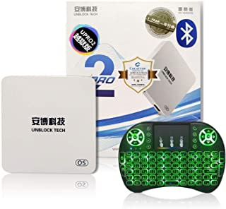 COCOTRON Unblock Tech 2019 Model UBOX Gen6 PRO2 i950 US Licensed Jailbreak Version Box Contain Surprise Accessories with World Wide Certification APPWAVE
