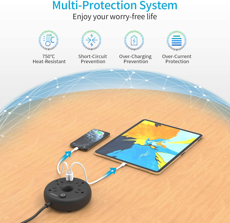 Power Strips & Surge Protectors Accessories & Supplies ghdonat.com ...