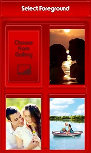 『愛のカップルジッパーロック画面』の4枚目の画像