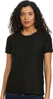 Jacqueline de Yong NOS Women's Jdycathinka S/S Tag Top JRS Noos T-Shirt