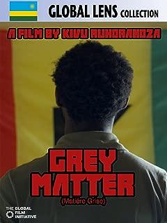 Grey Matter (Matiére Grise) (English Subtitled)