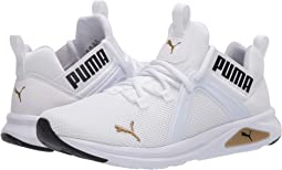 Puma White/Gold/Puma Black