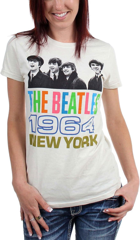 Beatles, The  Womens 1964 New York TShirt