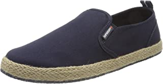 Superdry Men's Hybrid Slip on Classic Espadrilles