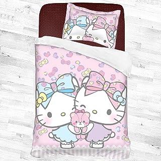 Amazon It Lenzuola Hello Kitty