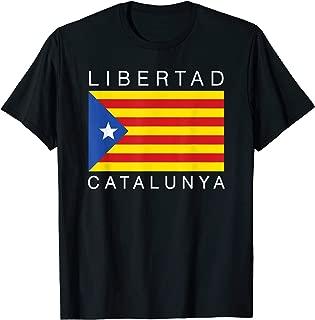 Libertad Catalunya Catalan Catalonia Independence Espana T-Shirt