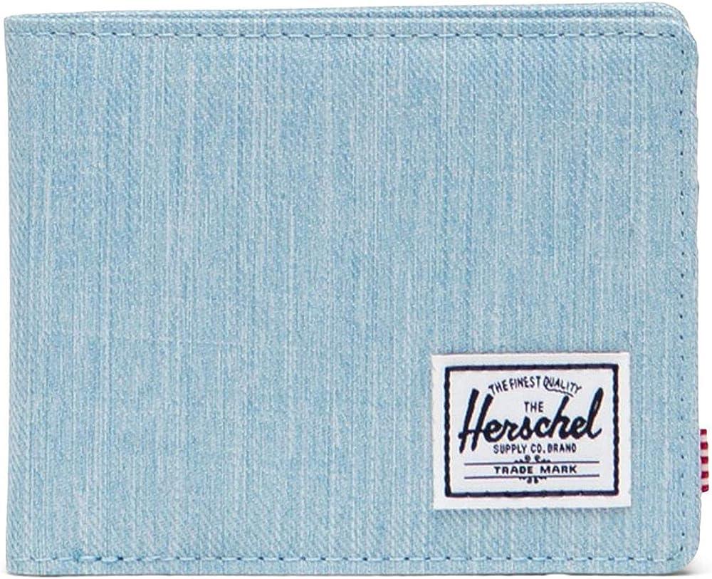 Herschel supply portafoglio porta carte di credito con protezione anticlonazione in 100% poliestere 10363-02464-OS1