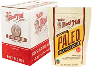 Bob's Red Mill Paleo Baking Flour (SUP) 16 Ounce (Pack of 4)