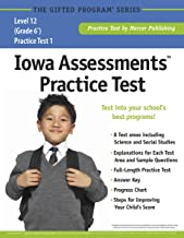 iowa assessments practice test 6th grade