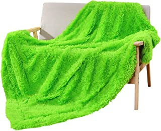 Best green plush blanket Reviews