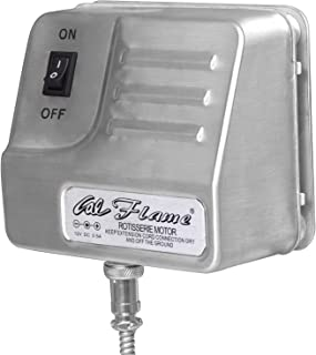 Cal Flame BBQ07100781-cc Grill ROTISSERIE Motor (DS&CC), 12 Volt