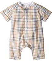 Burberry Kids - Colton One-Piece (Infant)