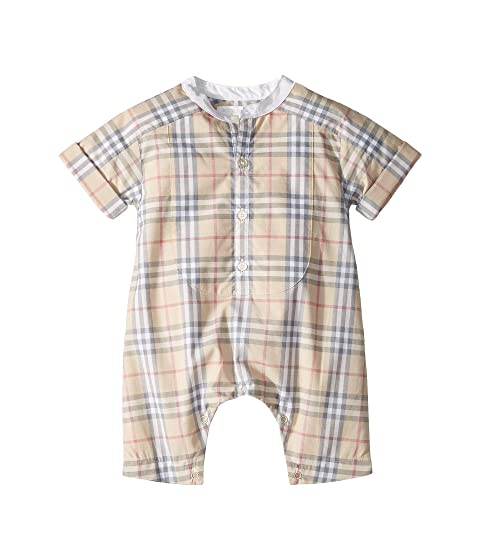 Burberry Kids Colton One-Piece (Infant)