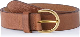 Loop Leather Co Women's Brookline Womens Leather Belt