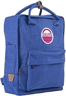 Skechers Laptop Backpack for Unisex, Blue, S097-39