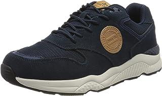 chung shi Duxfree VANCOUVER , Zapatos bajos con cordones Hombre , azul marino , 42 EU