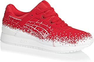 new concept 2afb6 37a5a Baskets Asics Gel Lyte III Rouge