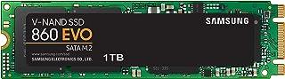 Samsung SSD 860 EVO 1TB, MZ-N6E1T0BW, V-NAND, M.2 (2280), SATA III 6GB/s, R/W(Max) 550MB/s/520MB/s, 98K/90K IOPS, 600TBW
