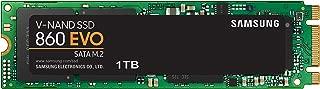 Samsung SSD 860 EVO 1TB, MZ-N6E1T0BW, V-NAND, M.2 (2280), SATA III 6GB/s, R/W(Max) 550MB/s/520MB/s, 98K/90K IOPS, 600TBW, MZ-N6E1T0BW
