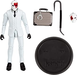 Fortnite McFarlane Toys Wild Card Red Suit 7 inch Premium Action Figure