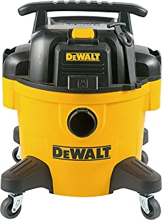 Sponsored Ad – DEWALT DXV23PTA 23L Wet/Dry Vac (Power Take Off), 1150 W, 230 V, Yellow/Black