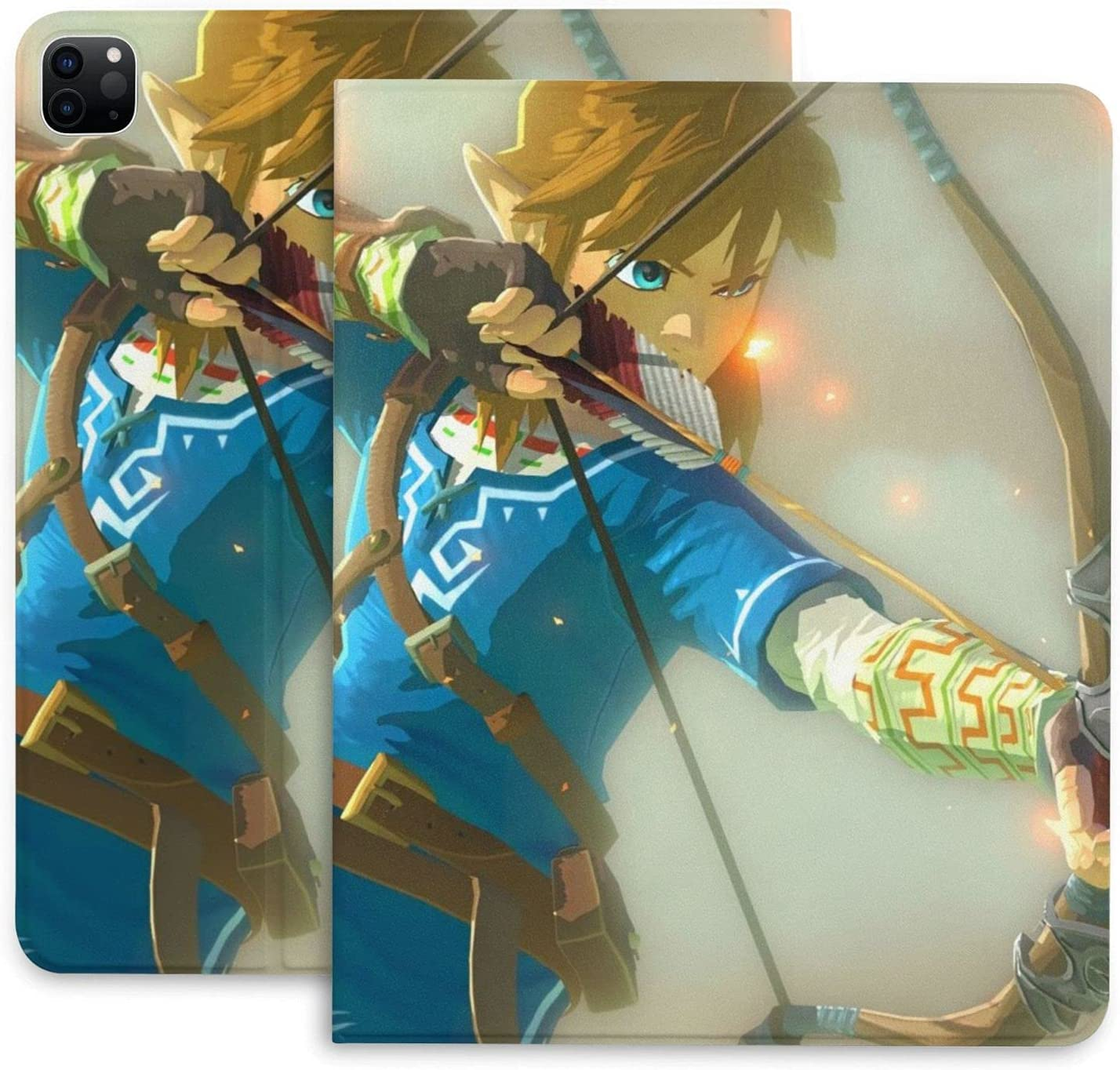 The Legend Some reservation of Zelda Link iPad 2020 Special Campaign Holder Pencil with Pro Case P