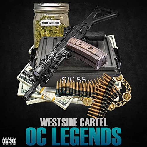 Oc Legends [Explicit] by Westside Cartel on Amazon Music ...