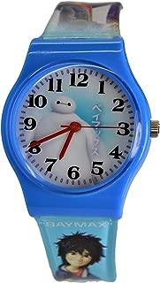 Disney Baymax Big Hero 6 Watch for Kids. Analog Display. Adjustable Band 9L.