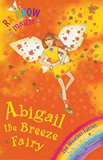 Rainbow Magic: Abigail The Breeze Fairy: The Weather Fairies Book 2