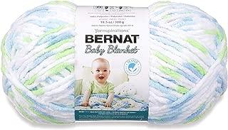 Bernat Baby Blanket Big Ball Funny Prints