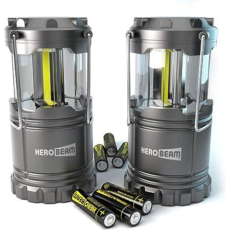 Varta 1 Watt LED Outdoor Sports Lantern 3AA Taschenlampe Campingleuchte