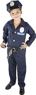 Amazon.es: Disfraz policia niña