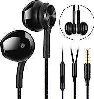 Auriculares, Auriculares magnéticos Deporte, Auriculares In-Ear con micrófono, Resistente al sudor, Aislamiento de...