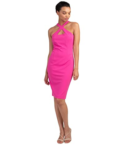 Trina Turk Izmir Dress (Raspberry) Women