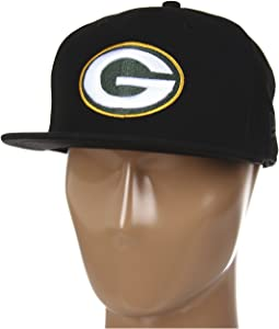 New Era - Green Bay Packers NFL® Black Team 59FIFTY®