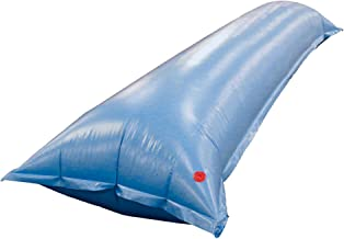 Buffalo Blizzard 4-Foot by 15-Foot Long Air Pillow   Blue 18-Gauge Heavy-Duty Vinyl Material   Inflate Pillow Underneath Winter Cover for Swimming Pools