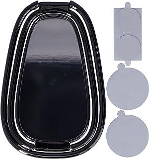 Suporte de anel de telefone, suporte de dedo de telefone leve 180 graus dobrável ajustável para telefones móveis inteligentes