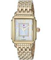 Michele - Deco Madison Mid Gold Plated - MWW06G000014