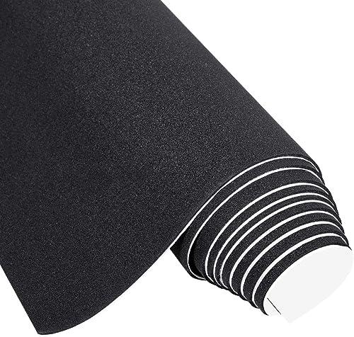 MAGZO Neoprene Foam Roll with Adhesive, 1/16 Inch Thickness x 12 Inch Width x 59 Inch Length Tool Foam Sheets Foam Ru...